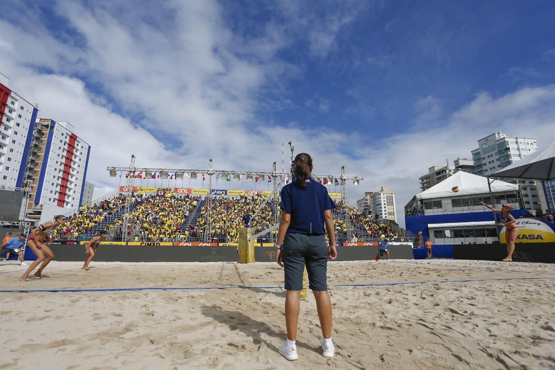 Atletas elogiam estrutura, arena cheia e comemoram retorno a Itapema em 2020