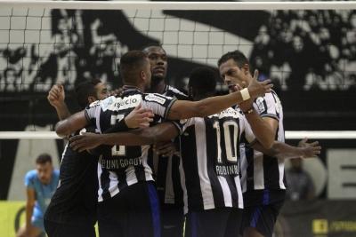 Botafogo, Anápolis e Apan Blumenau seguem invictos após duas rodadas