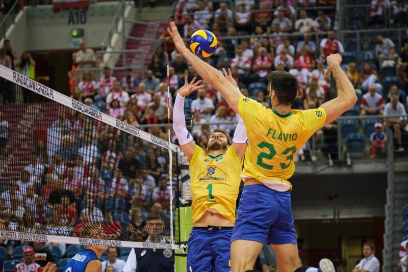 Brasil bate a Finlândia no primeiro jogo em Cracóvia