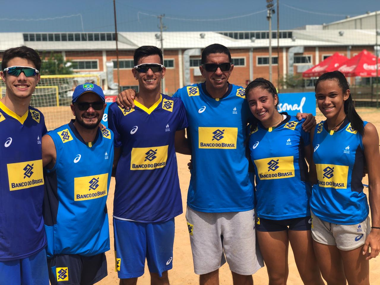 Brasil busca confirmar vaga ao Mundial Sub-21 na etapa do Paraguai