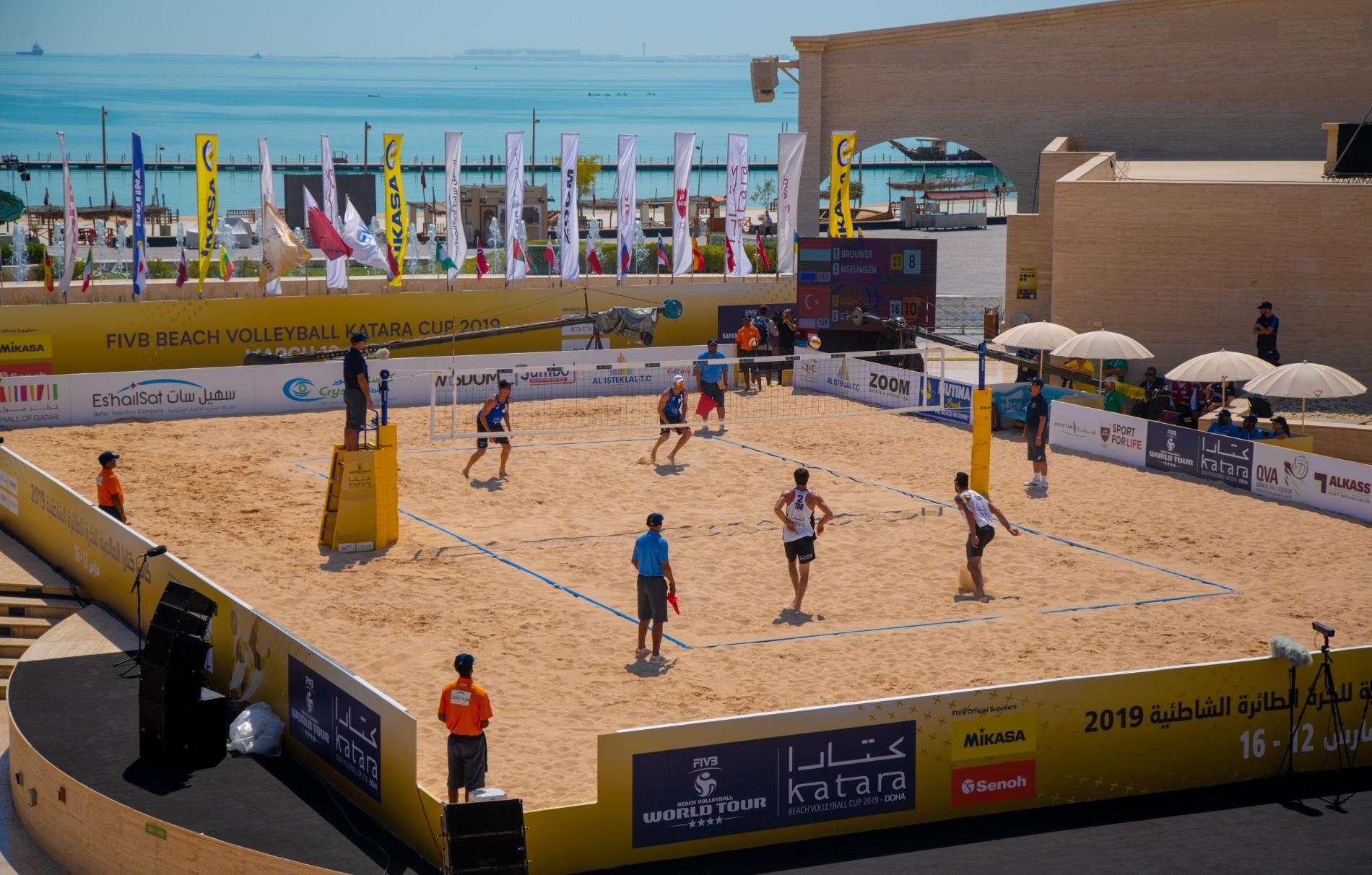 Brasil classifica dois times às oitavas de final, e dois vão à repescagem em Doha