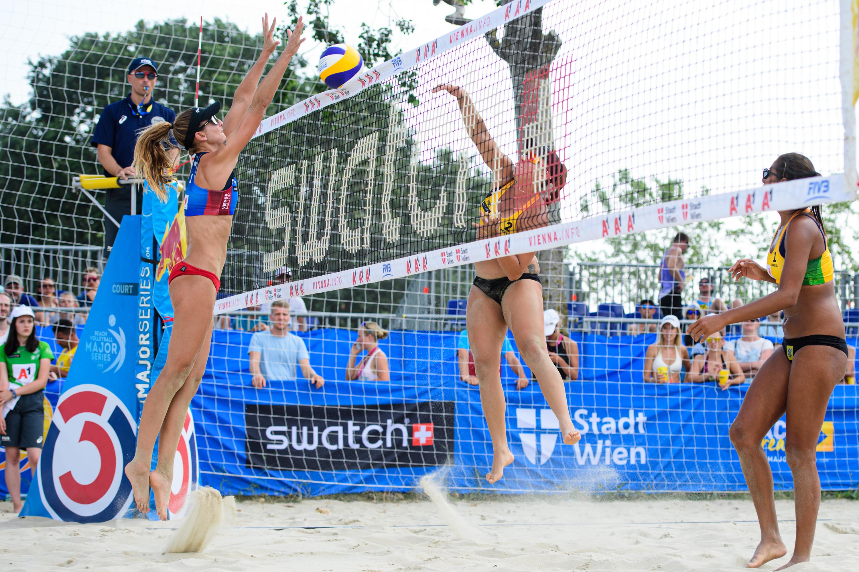 Brasil começa com bom aproveitamento no torneio feminino em Viena