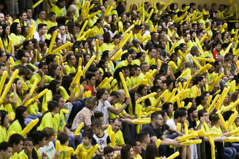 Brasil disputa Desafio Internacional de Voleibol em Santa Rita do Sapucaí