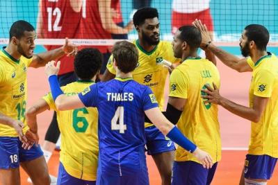 Brasil disputa medalha de bronze neste domingo