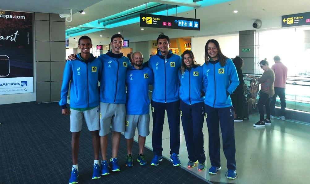 Brasil disputa segunda etapa em busca da vaga ao Mundial Sub-21