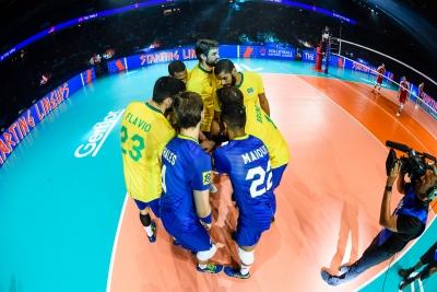 Brasil é superado no tie break