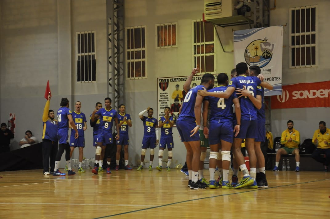 Brasil e Tunísia se enfrentam em série de três amistosos em Santa Catarina