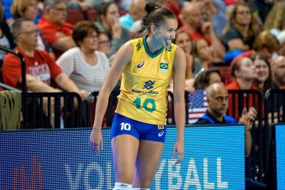 Brasil encerra terceira semana com vitória sobre Estados Unidos