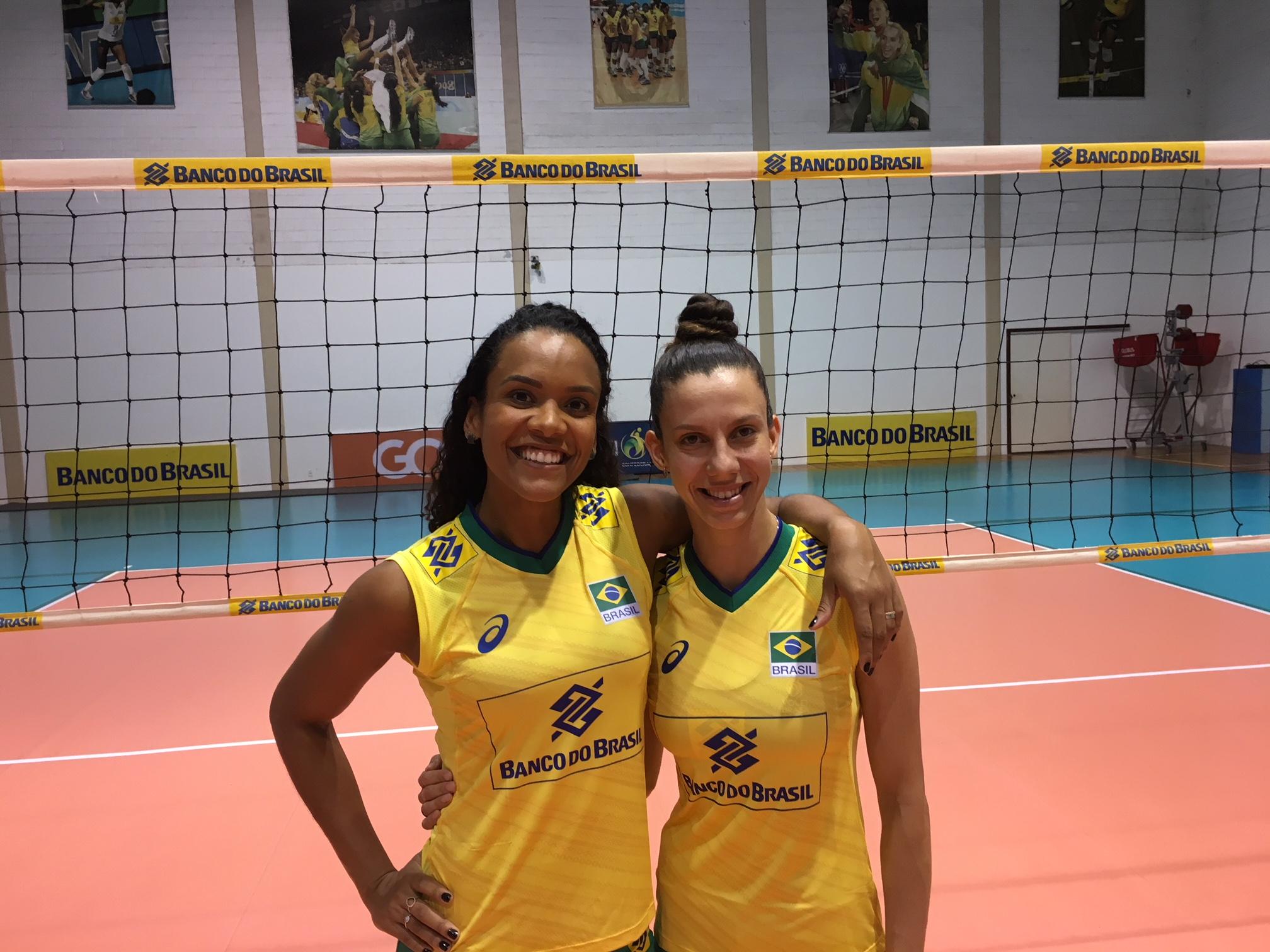 Brasil estreia contra China nesta terça-feira