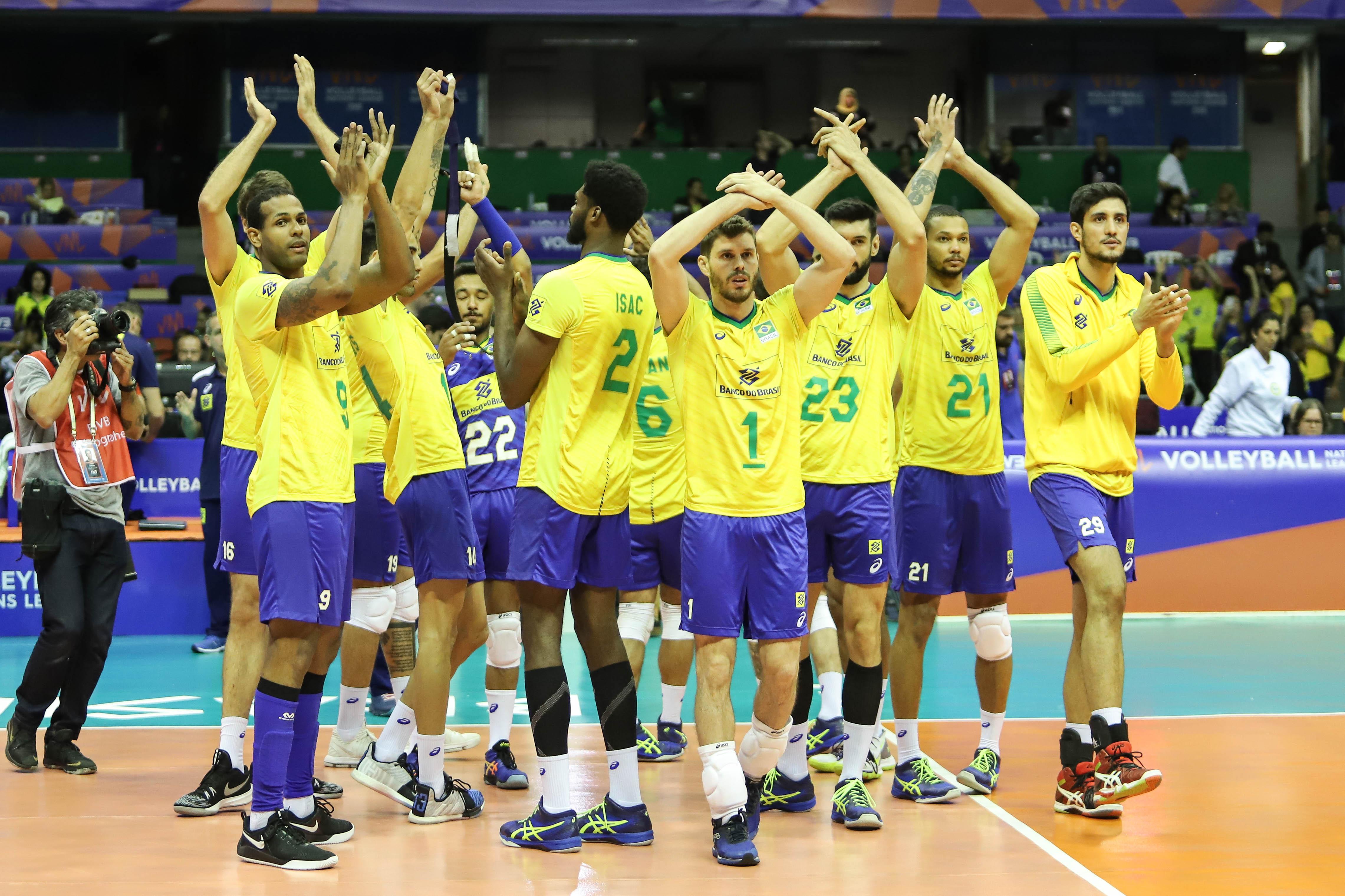 Brasil estreia na Fase Final nesta quarta-feira