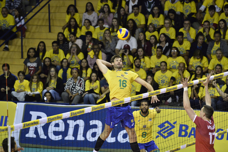 Brasil estreia nesta sexta-feira contra os Estados Unidos