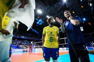 Brasil faz forte preparação no CDV