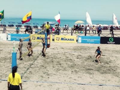 Brasil larga com seis vitórias em oito jogos na etapa de Lima, no Peru