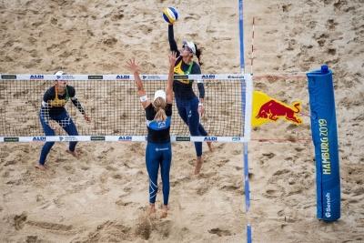 Brasil leva quatro dupla femininas ao mata-mata após 11 vitórias em 12 jogos