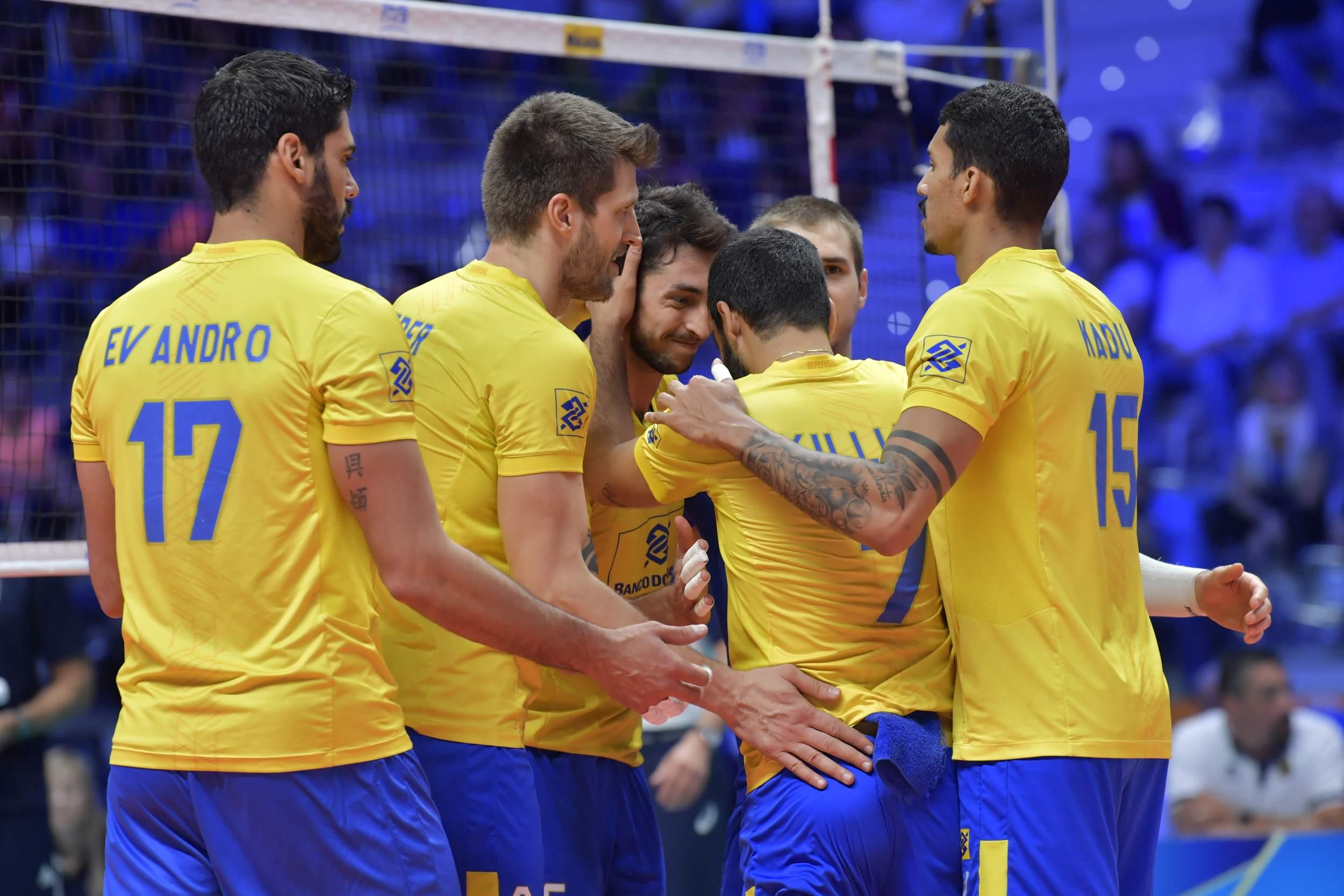 Brasil luta por título inédito nos dois naipes