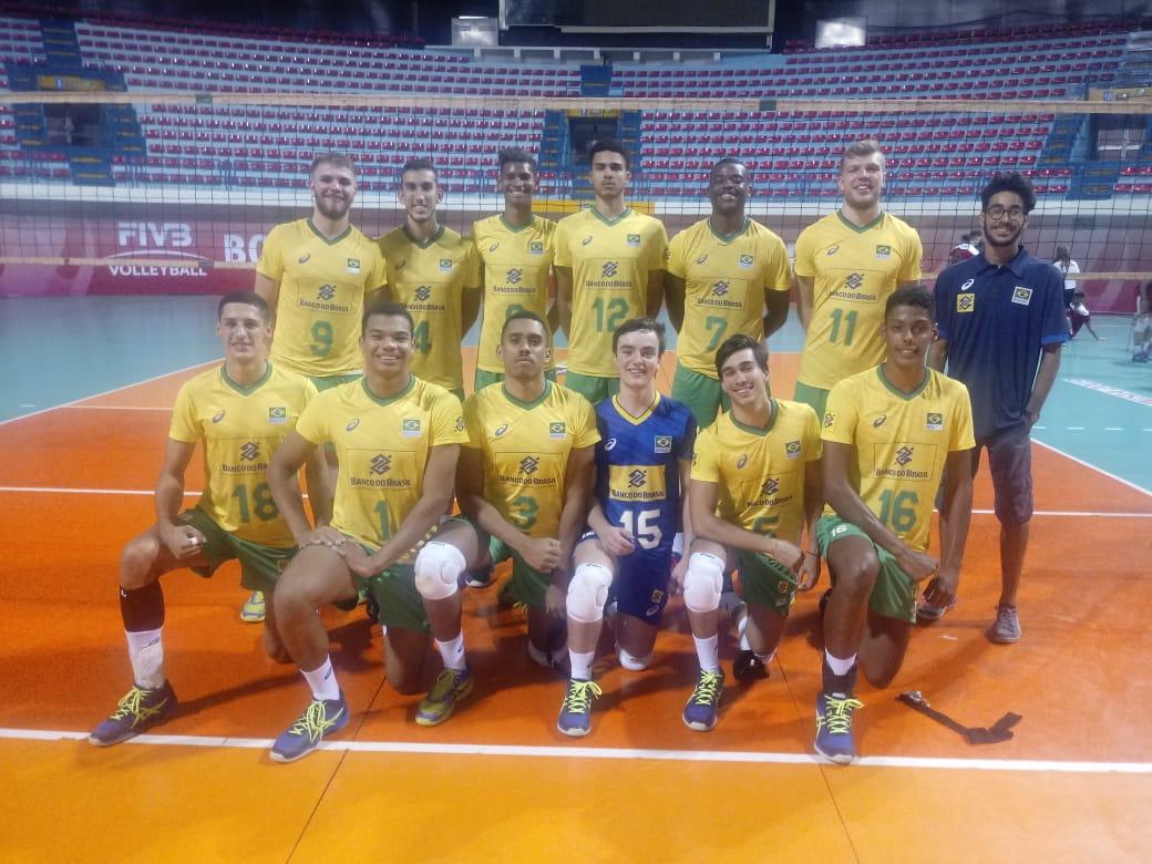 Brasil sub-19 tem saldo positivo em amistosos antes da estreia no Mundial da Tunísia