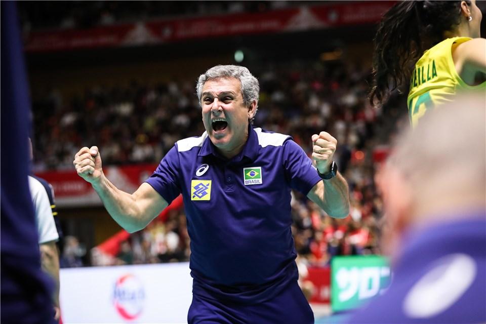 Brasil supera Japão no último jogo em Sapporo
