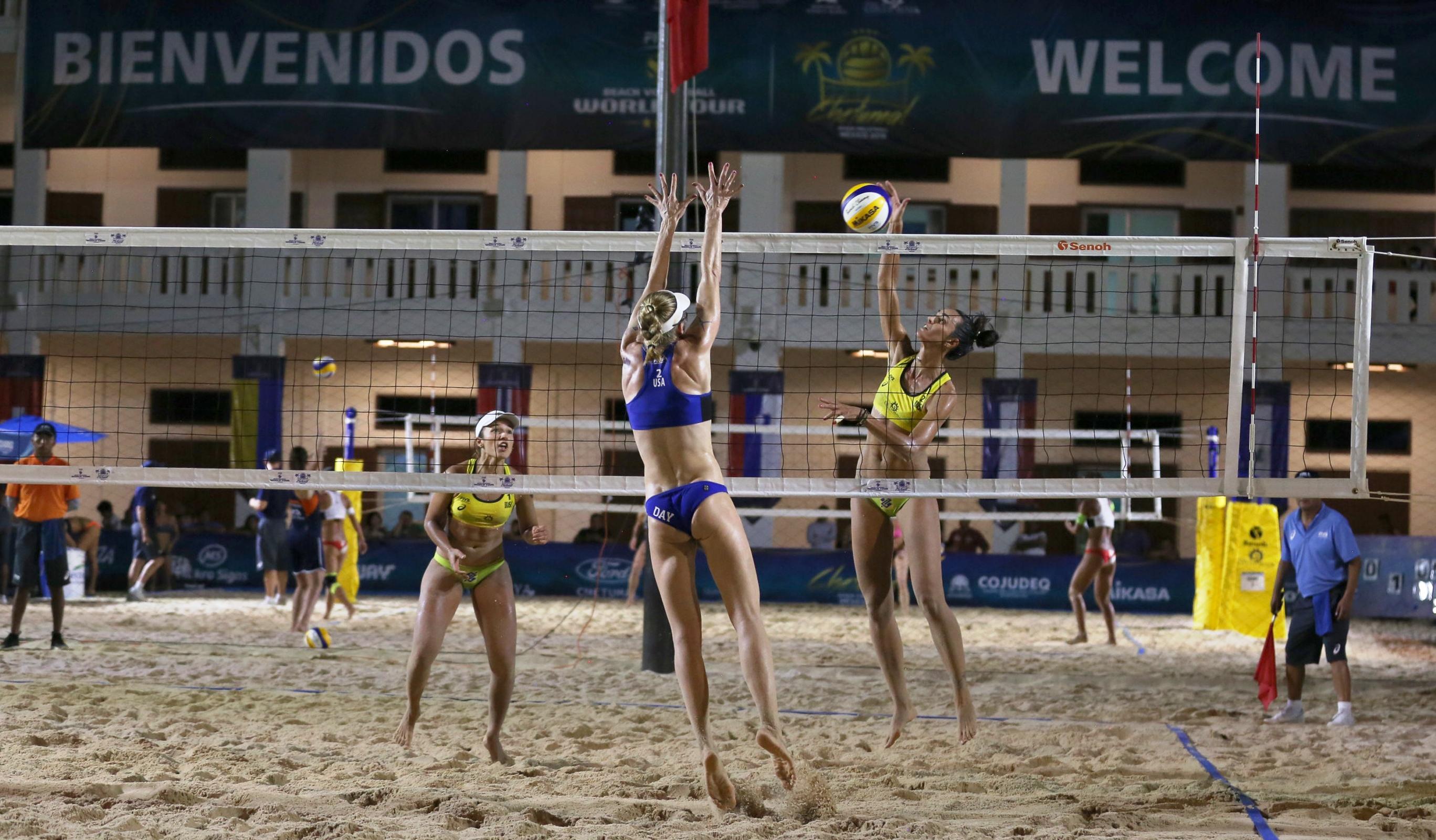 Brasil tem saldo positivo na estreia do torneio principal no México