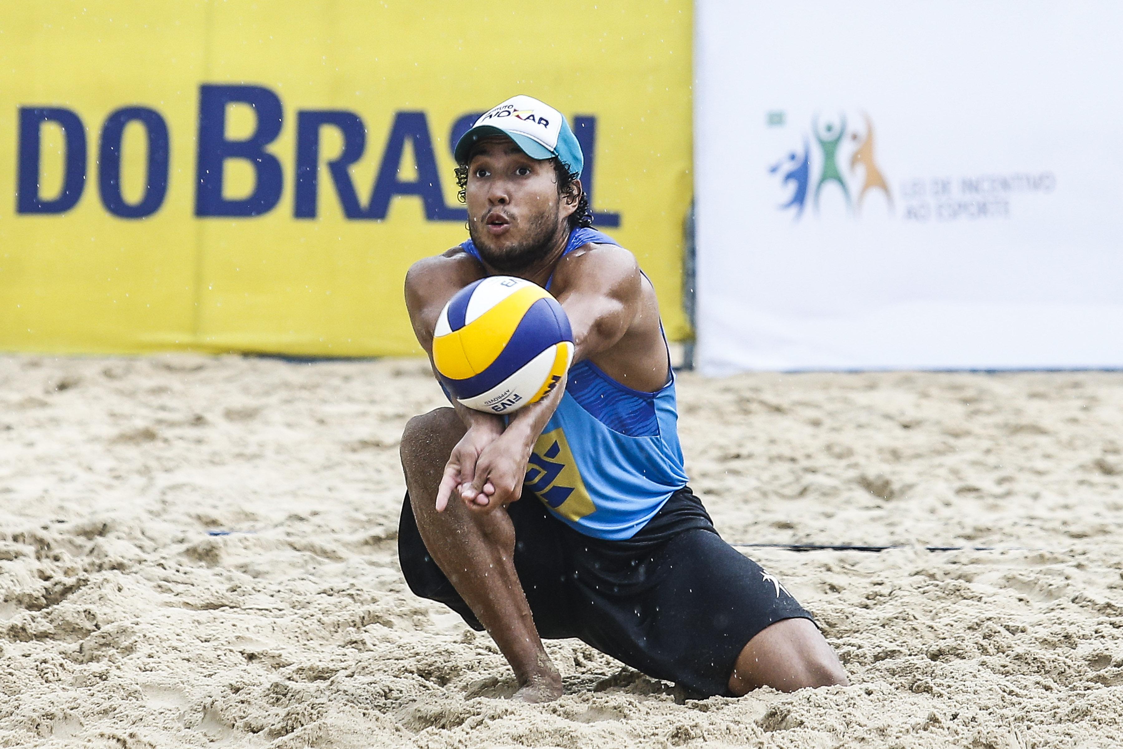 Brasil terá seis duplas em ação na disputa da quarta etapa, em Brasília