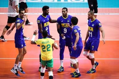 Brasil vence a quinta partida consecutiva