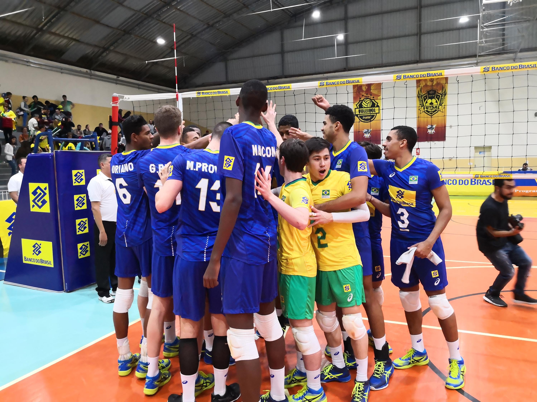 Brasil vence a República Dominicana e vai à final do Desafio Internacional