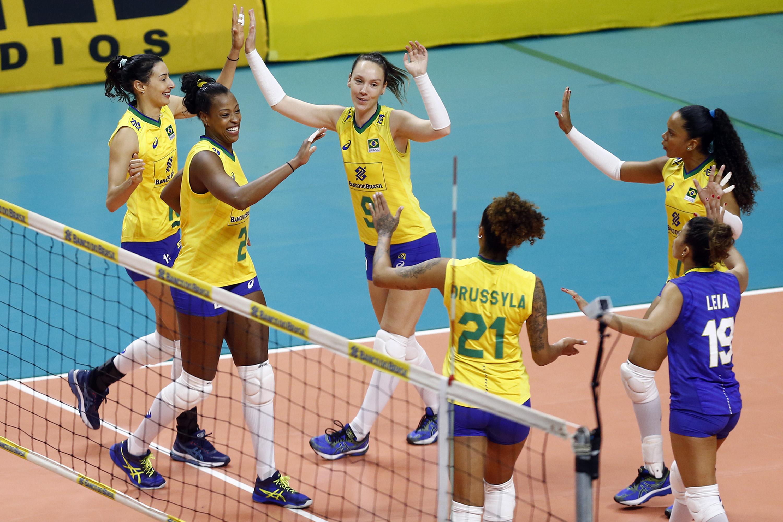 Brasil vence Argentina no segundo amistoso em Suzano