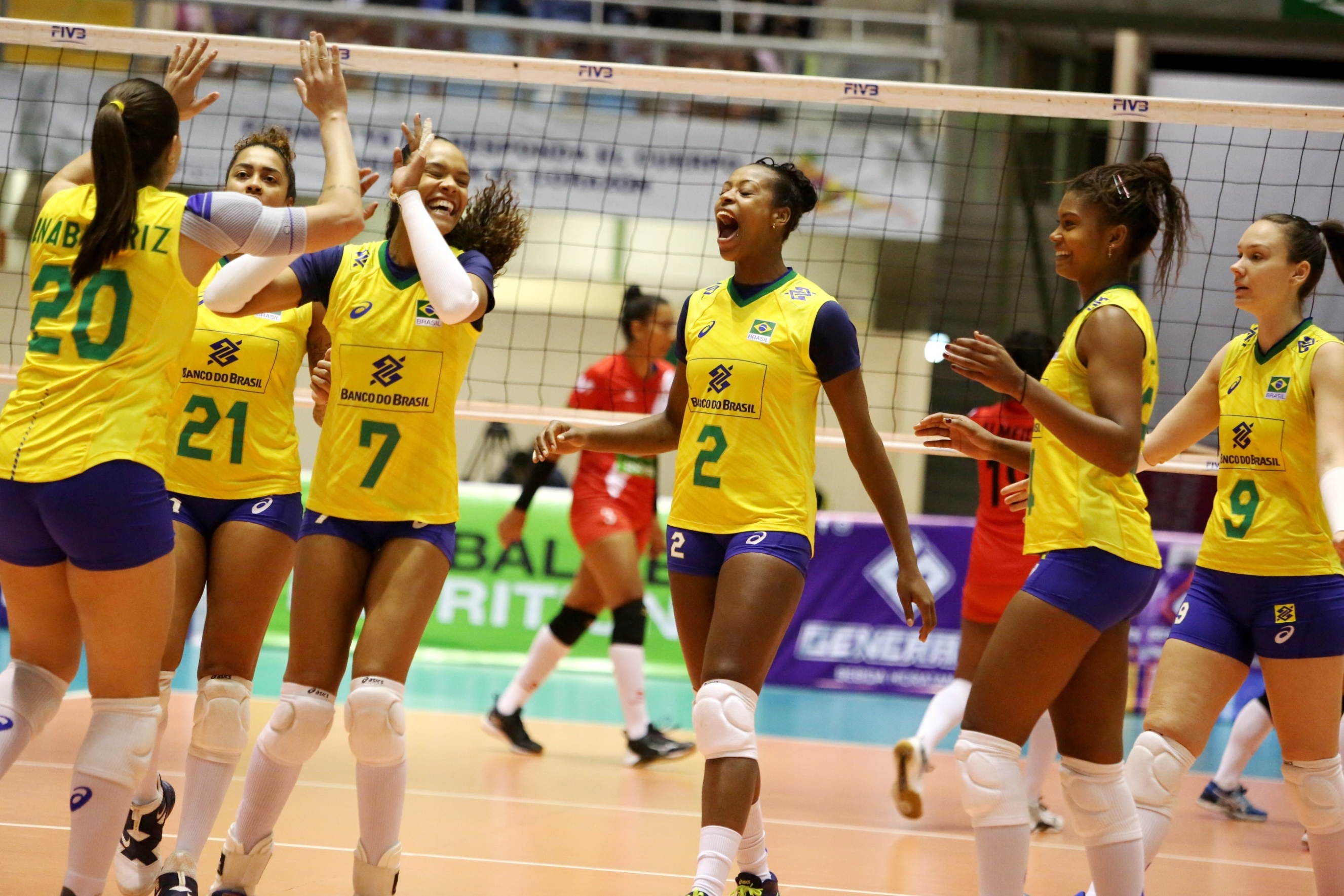 Brasil vence Peru e está na final