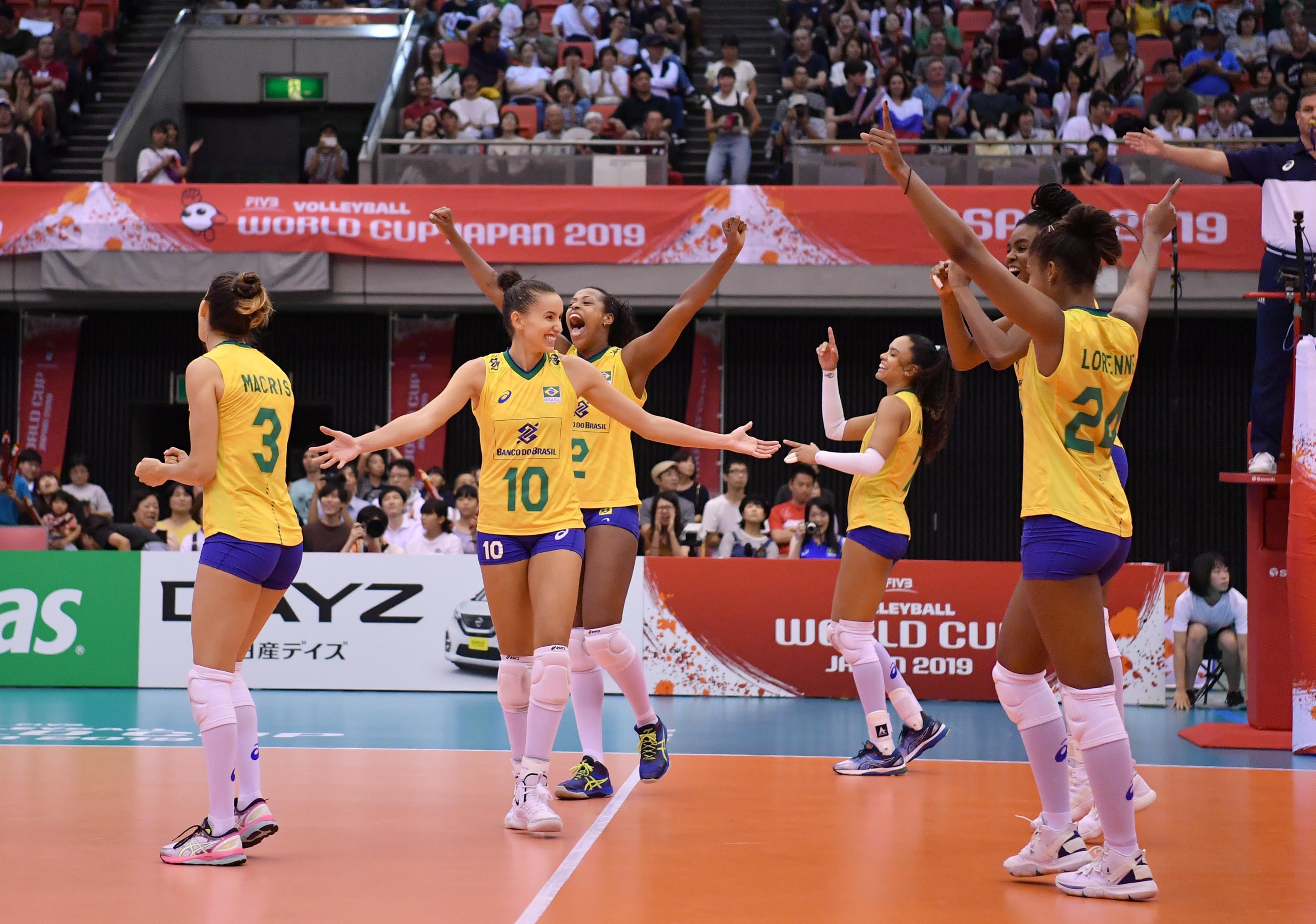 Brasil vence Rússia e encerra competição em quarto lugar