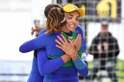Brasileiros vencem no classificatório e avançam à fase de grupos em Ostrava
