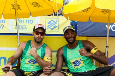 Bruno Schmidt/Evandro e Ricardo/Álvaro Filho disputam o título em Fortaleza (CE)