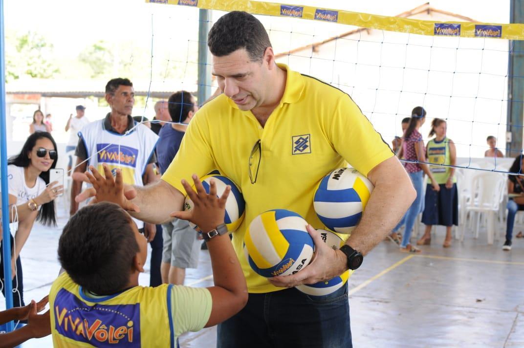 Campeão olímpico inaugura núcleo em Miracema do Tocantins (TO)