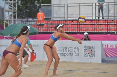 Carol Horta e Ângela buscam medalha em mais uma etapa na China