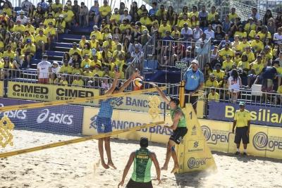 CBV amplia transmissão web e terá jogos de todas as quadras no Circuito Brasileiro