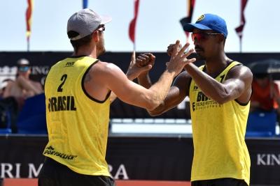 CBV anuncia duplas convocadas para os Jogos Pan-Americanos de Lima