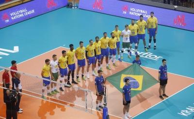 3f0cdd5e617 CBS - Asics e Vôlei Brasil apresentam novos uniformes das seleções