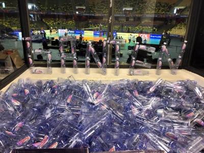CBV realiza coleta seletiva de garrafas para reciclagem