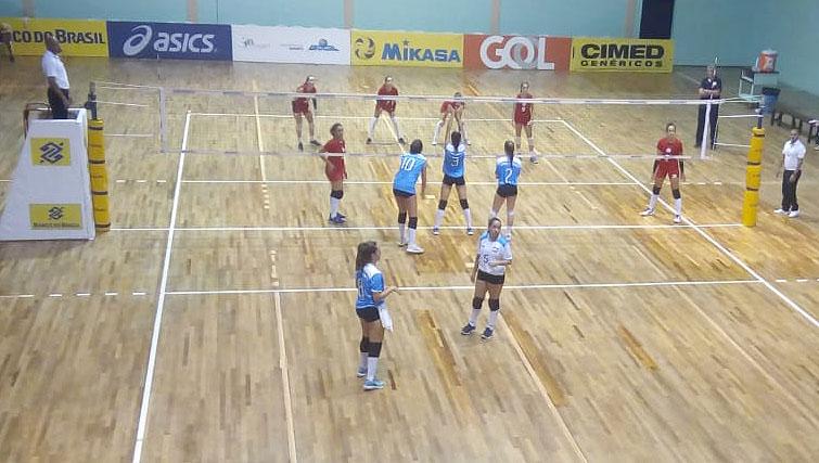 Ceará lidera competição após três rodadas