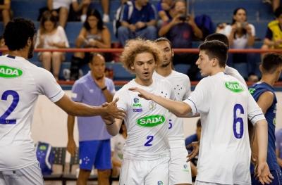 Clássico entre Minas Tênis Clube e Sada Cruzeiro irá decidir o título