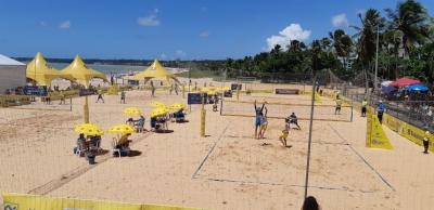 Classificatório define últimas vagas ao torneio em João Pessoa (PB)