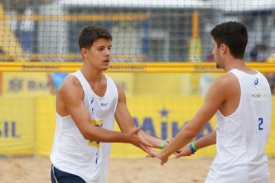 Classificatório define últimas vagas ao torneio masculino em Vila Velha