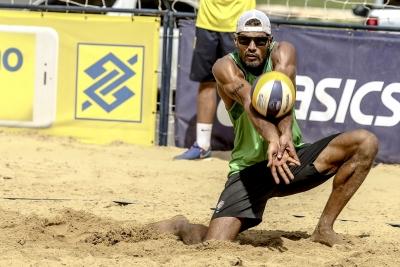 Competição marcará a estreia de novas parcerias do vôlei de praia brasileiro