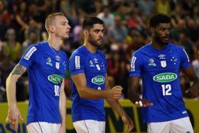 Copel Telecom Maringá recebe o Sada Cruzeiro no encerramento da rodada