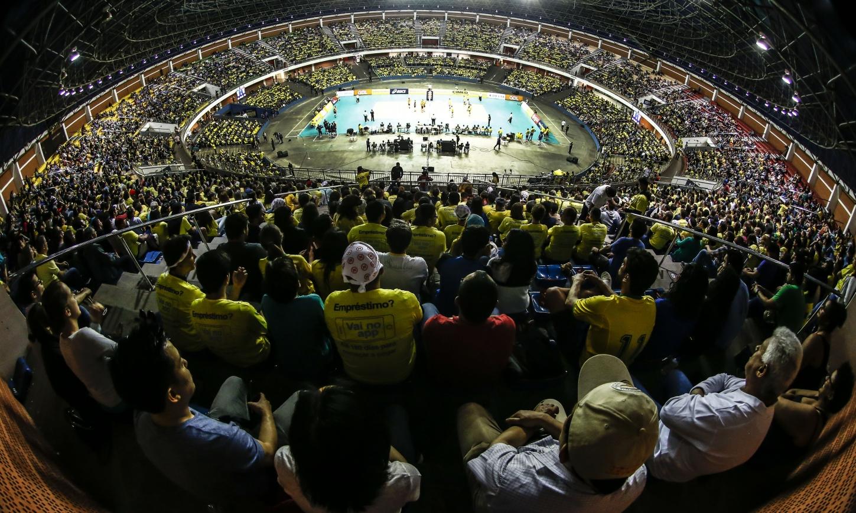 Credenciamento para a etapa brasileira da Liga das Nações feminina ainda está disponível