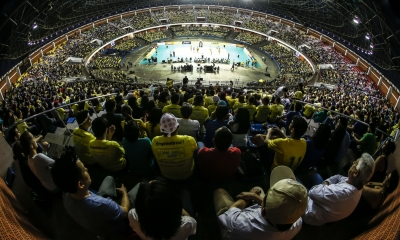 Credenciamento para as etapas brasileiras da Liga das Nações já está aberto