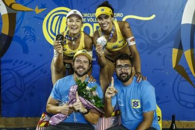 CT Leblon e CT Cangaço transformam trabalho e suor em títulos da temporada