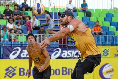 Cuiabá (MT) recebe primeira etapa após definição das duplas dos Jogos de Tóquio