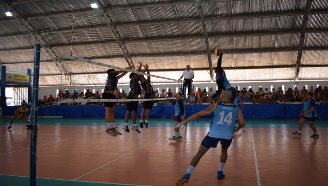 Definida a rodada de abertura da Copa da Primavera de Voleibol