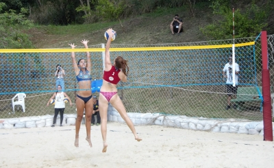 Definidas as quartas de final do masculino e oitavas do feminino em Volta Redonda