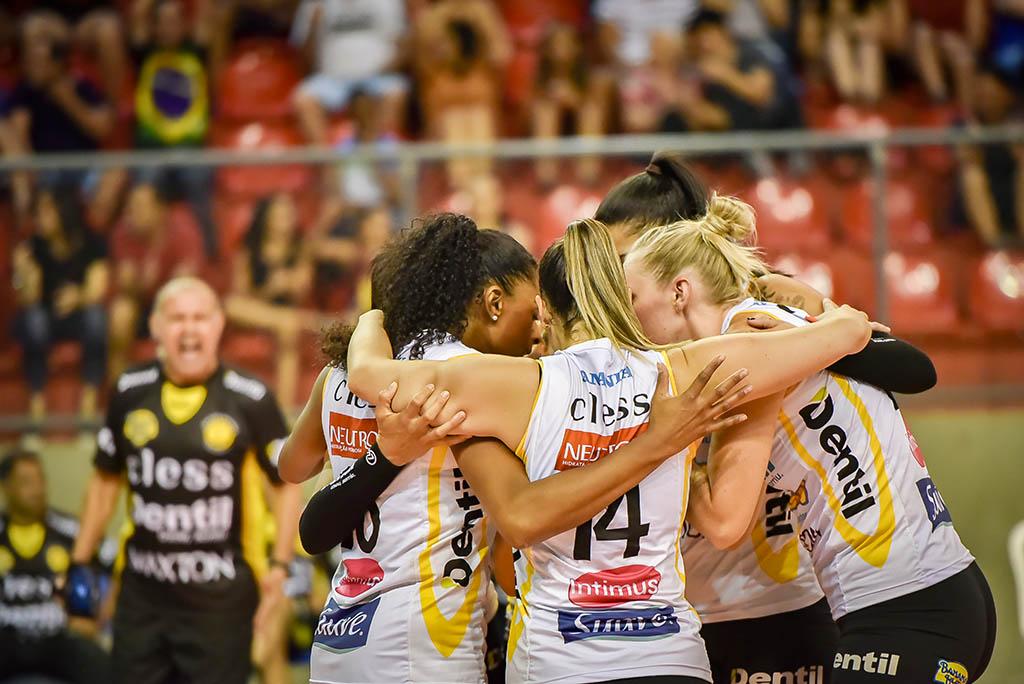 Dentil/Praia Clube e Itambé/Minas disputam título nesta sexta-feira