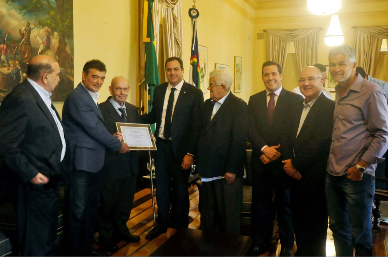Dirigentes participam de homenagem em Recife?20200402045156